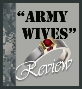 army wives review twit and fb icon